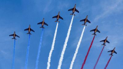Nationale Feiertage in Frankreich