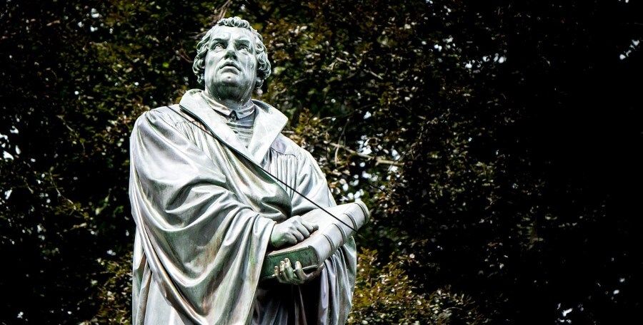 Reformationstag 2021 - Martin Luther